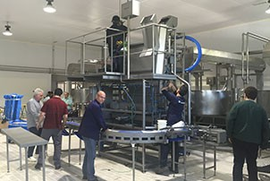 "MULTI-FORMAT MOULDING MACHINE FOR ""TETILLAS"" CHEESES AND FOR ARZÚA-ULLOA CHEESE"