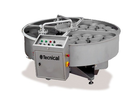 Invac-4 pre-vacuum hood #1