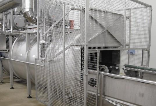 Contivac pre-vacuum tunnel #2